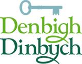 Denbigh Dinbych Logo